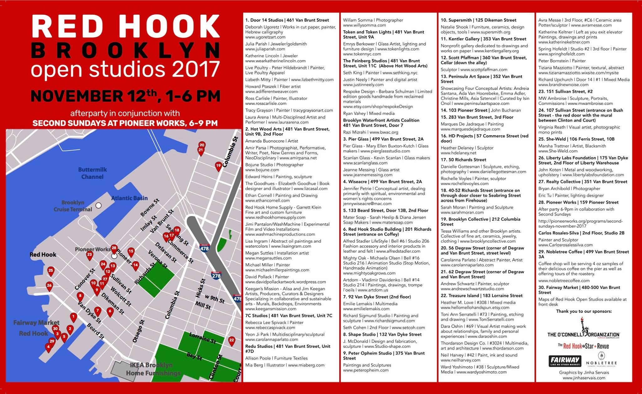 Red Hook Open Studios